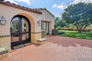Photo 3: RANCHO SANTA FE House for sale : 5 bedrooms : 6269 San Elijo Ave
