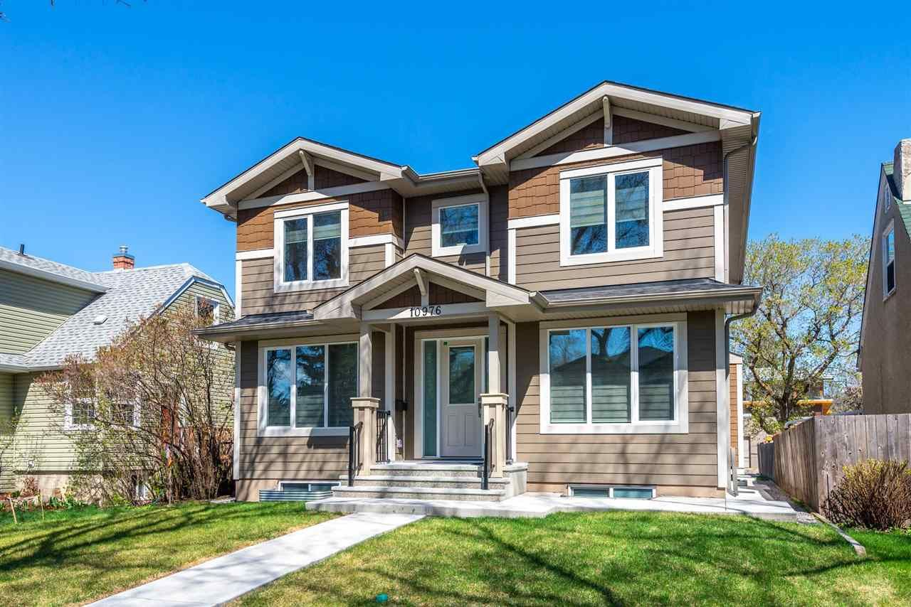 Main Photo: 10976 75 Avenue in Edmonton: Zone 15 House for sale : MLS®# E4243177