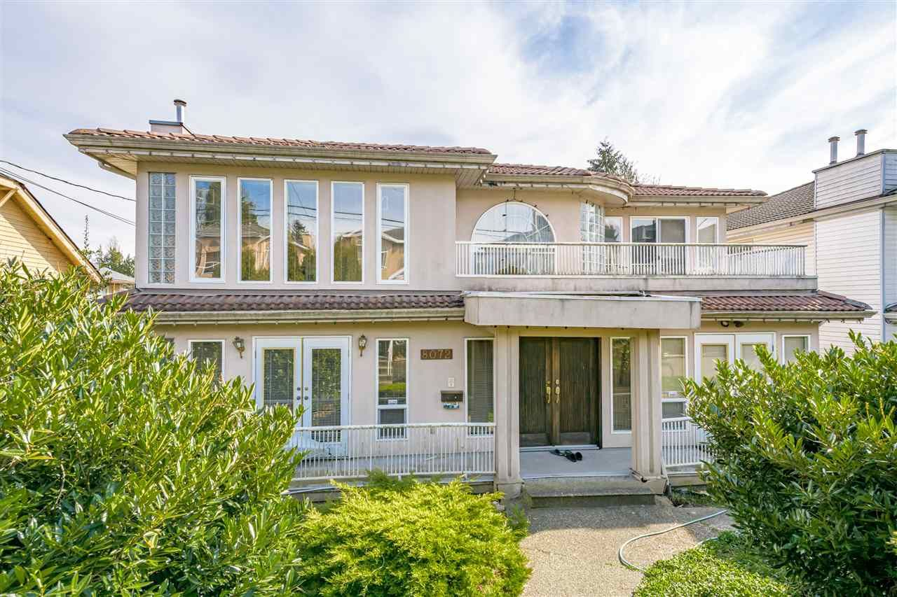 Main Photo: 8072 12TH Avenue in Burnaby: East Burnaby House for sale (Burnaby East)  : MLS®# R2570716