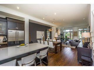 """Photo 11: 527 2580 LANGDON Street in Abbotsford: Abbotsford West Townhouse for sale in """"Brownstones"""" : MLS®# R2083525"""