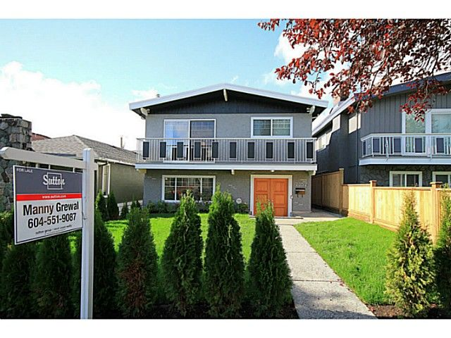 Main Photo: 7357 CULLODEN Street in Vancouver: South Vancouver House for sale (Vancouver East)  : MLS®# V1096878
