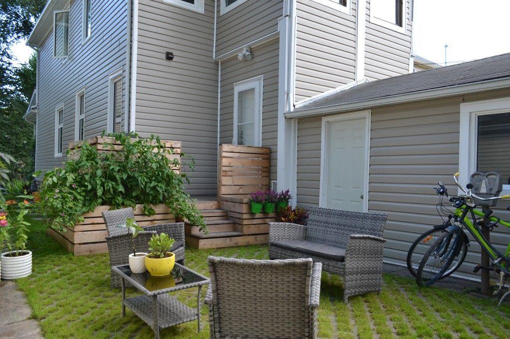Photo 33: Photos: 1199 Wolseley Avenue in WINNIPEG: Wolseley Single Family Detached for sale (West Winnipeg)  : MLS®# 1509762