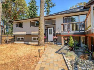 Photo 1: 3185 Monnington Pl in VICTORIA: La Glen Lake Half Duplex for sale (Langford)  : MLS®# 793814