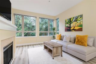 """Photo 5: 316 1111 E 27TH Street in North Vancouver: Lynn Valley Condo for sale in """"Branches"""" : MLS®# R2523279"""