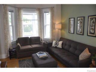 Photo 4: 870 Valour Road in WINNIPEG: West End / Wolseley Residential for sale (West Winnipeg)  : MLS®# 1519550