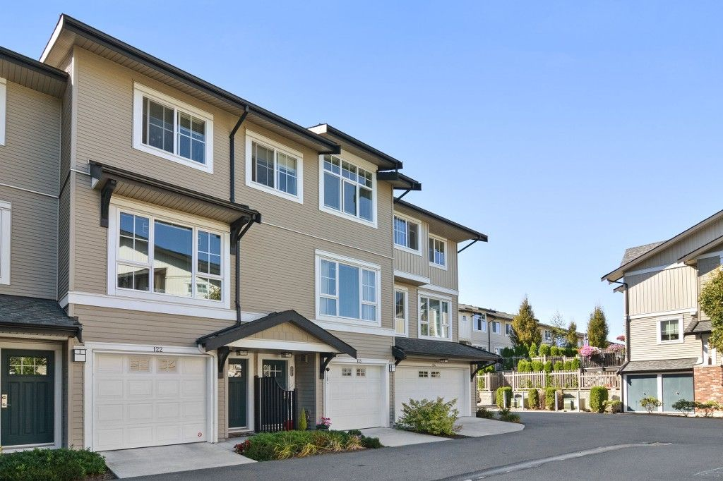 """Main Photo: 122 2450 161A Street in Surrey: Grandview Surrey Townhouse for sale in """"GLENMORE"""" (South Surrey White Rock)  : MLS®# R2109724"""