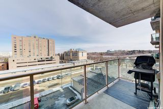 Photo 26: 605 902 Spadina Crescent East in Saskatoon: Central Business District Residential for sale : MLS®# SK846798