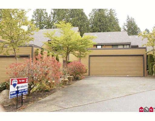 """Main Photo: 3779 NICO WYND Drive in Surrey: Elgin Chantrell Townhouse for sale in """"NICOWYND"""" (South Surrey White Rock)  : MLS®# F2909482"""