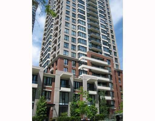"""Main Photo: 2701 909 MAINLAND Street in Vancouver: Downtown VW Condo for sale in """"YALETOWN PARK II"""" (Vancouver West)  : MLS®# V753276"""