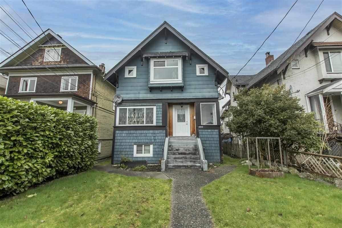 Main Photo: 3347 W 7TH Avenue in Vancouver: Kitsilano House for sale (Vancouver West)  : MLS®# R2537435
