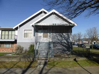 Photo 1: 3495 Franklin St in Vancouver: Hastings East House for sale (Vancouver East)  : MLS®# R2239304
