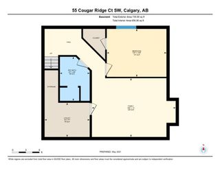 Photo 37: 55 Cougar Ridge Court SW in Calgary: Cougar Ridge Detached for sale : MLS®# A1110903