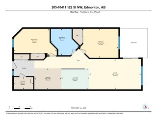 Photo 20: 205 10411 122 Street in Edmonton: Zone 07 Condo for sale : MLS®# E4227757