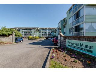 """Photo 2: 116 31850 UNION Street in Abbotsford: Abbotsford West Condo for sale in """"Fernwood Manor"""" : MLS®# R2169437"""