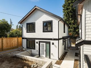 Photo 1: 5449 KILLARNEY in Vancouver: Collingwood VE House for sale (Vancouver East)  : MLS®# R2625114