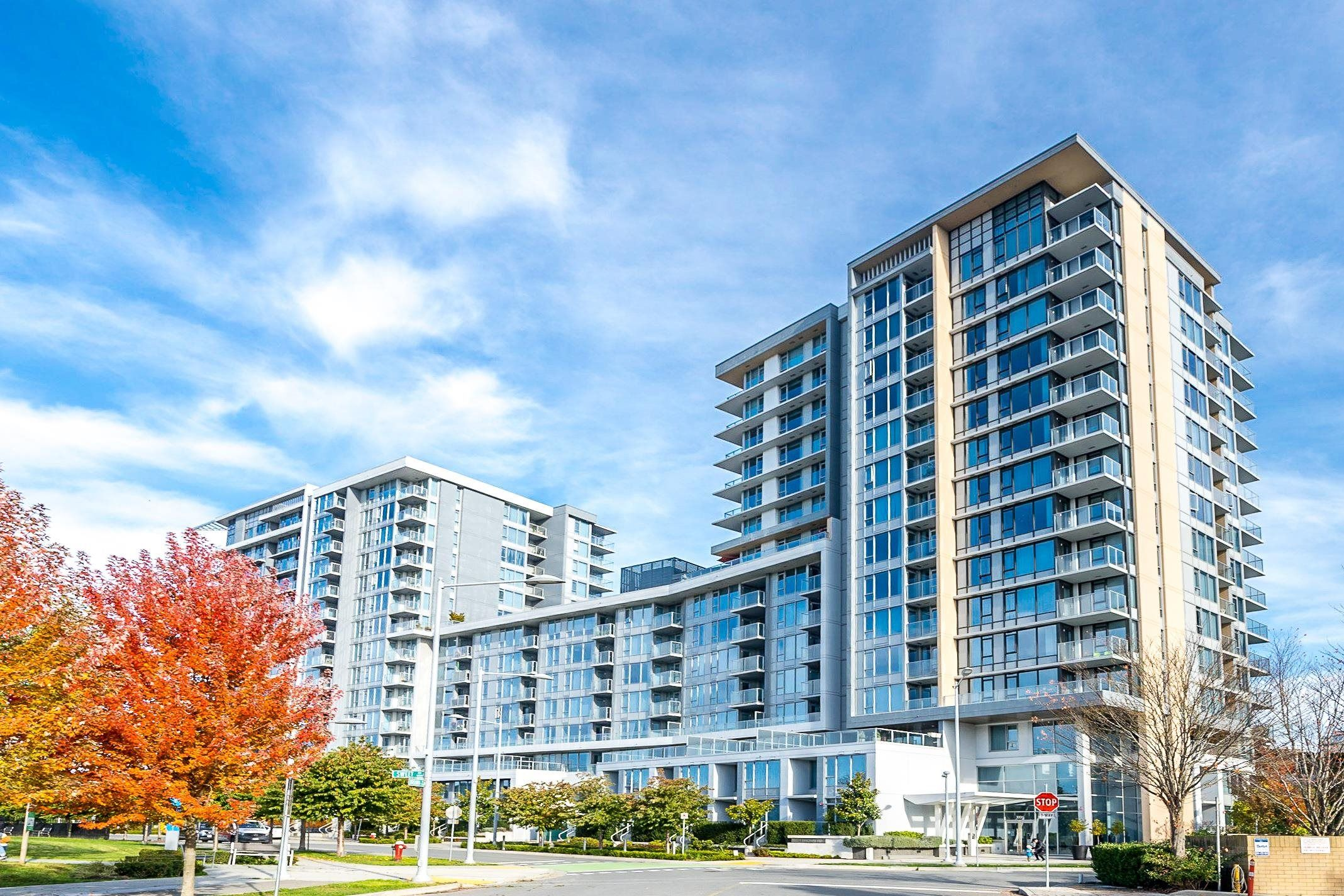 """Main Photo: 807 3331 BROWN Road in Richmond: West Cambie Condo for sale in """"AVANTI 2 by Polygon"""" : MLS®# R2623901"""