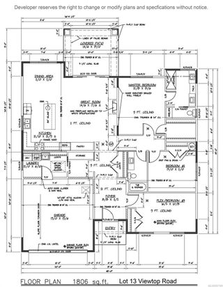 Photo 5: Lot 13 Viewtop Rd in : Du East Duncan House for sale (Duncan)  : MLS®# 857109
