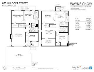 Photo 38: 875 LILLOOET Street in Vancouver: Renfrew VE House for sale (Vancouver East)  : MLS®# R2547503
