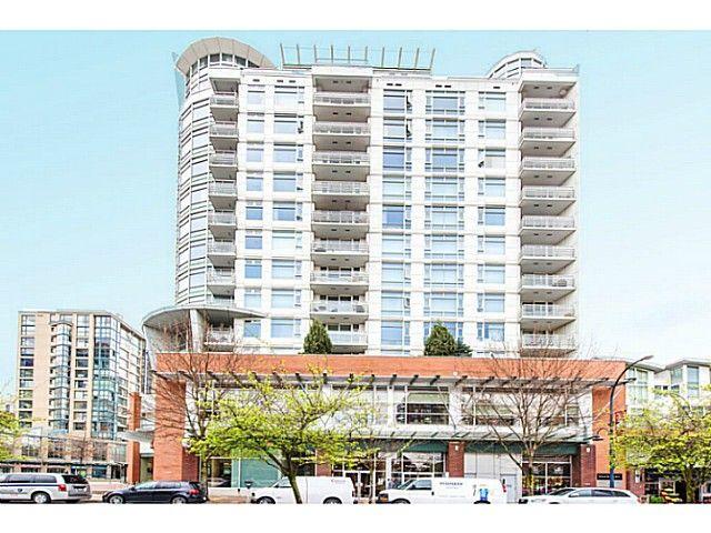 Main Photo: 1102-189 Davie Street in Vancouver: Yaletown Condo for sale (Vancouver West)  : MLS®# V1112963
