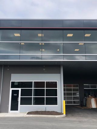 """Photo 1: 107&112 8300 92ND Street in Delta: Tilbury Industrial for sale in """"Riverfront Business Centre"""" (Ladner)  : MLS®# C8040409"""