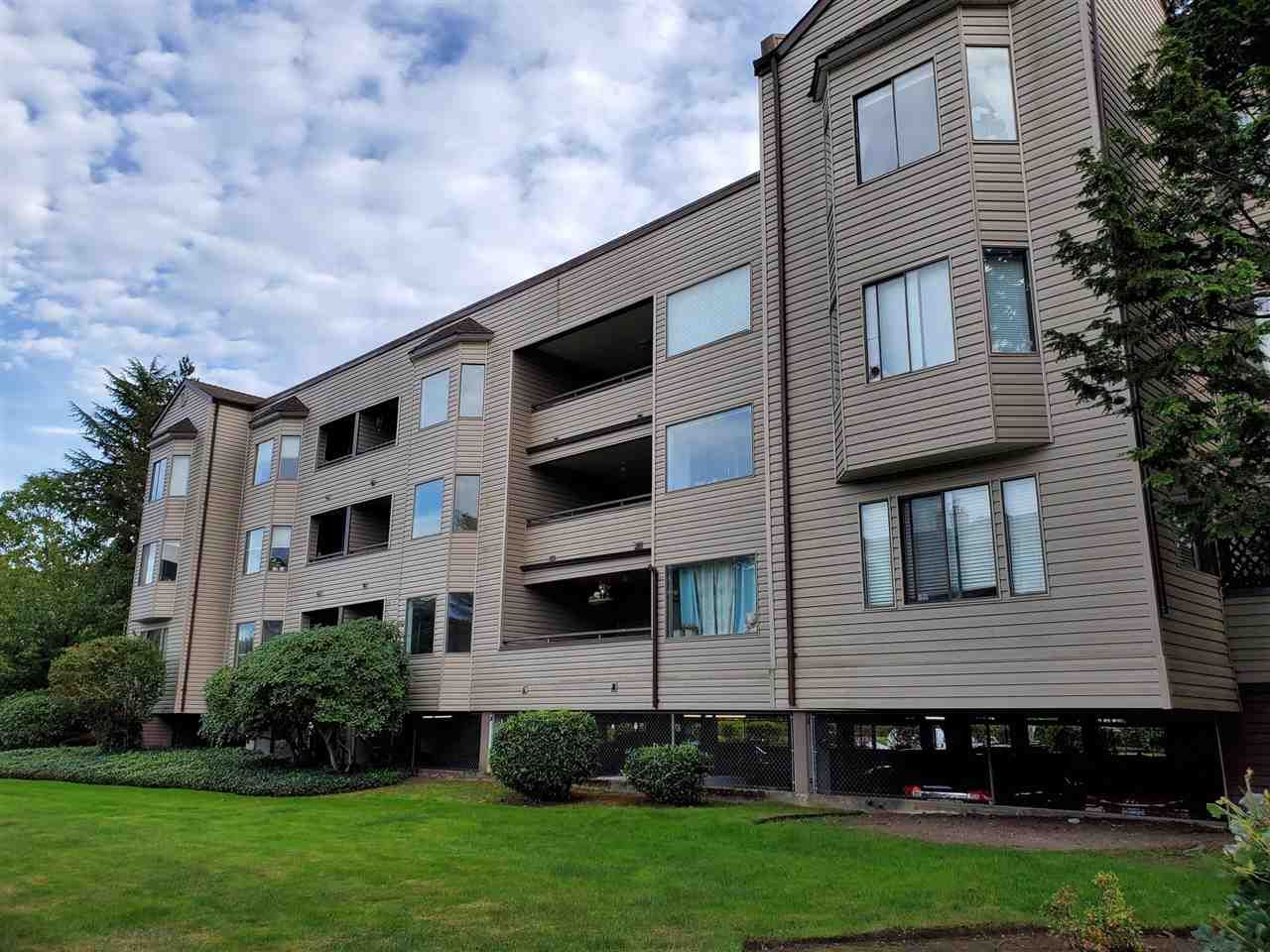 "Main Photo: 208 5294 204 Street in Langley: Langley City Condo for sale in ""Waters Edge"" : MLS®# R2502382"