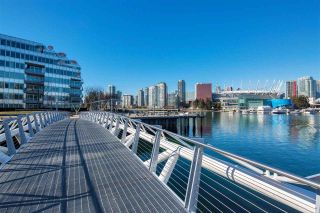 """Photo 38: 403 181 W 1ST Avenue in Vancouver: False Creek Condo for sale in """"BROOK AT THE VILLAGE AT FALSE CREEK"""" (Vancouver West)  : MLS®# R2576731"""