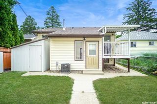 Photo 46: 921 O Avenue South in Saskatoon: King George Residential for sale : MLS®# SK863031
