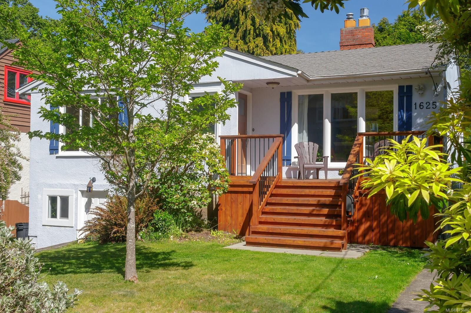 Main Photo: 1625 Yale St in : OB North Oak Bay House for sale (Oak Bay)  : MLS®# 875046