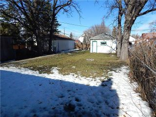 Photo 16: 421 Eugenie Street in Winnipeg: St Boniface Residential for sale (South East Winnipeg)  : MLS®# 1605682