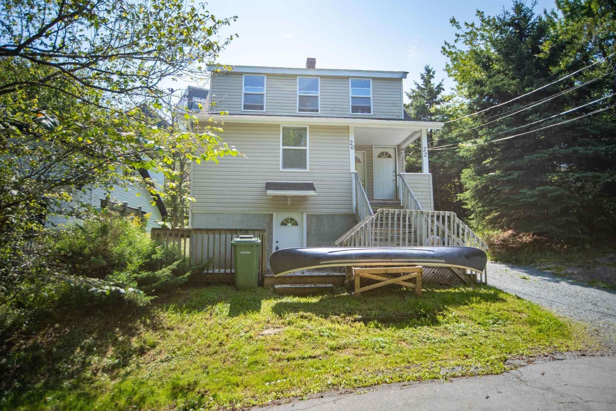 Main Photo: 20-22 Coronet Avenue in Halifax: 8-Armdale/Purcell`s Cove/Herring Cove Multi-Family for sale (Halifax-Dartmouth)  : MLS®# 202123310