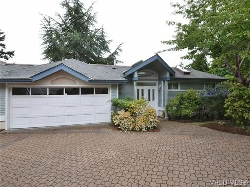 Main Photo: 5 5187 Cordova Bay Rd in VICTORIA: SE Cordova Bay Row/Townhouse for sale (Saanich East)  : MLS®# 703610