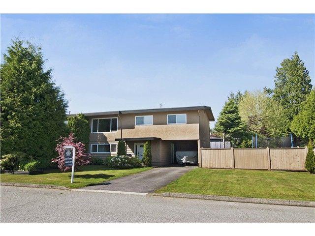 Main Photo: 1195 Fraser Avenue: 1/2 Duplex for sale (Port Coquitlam)  : MLS®# V1007360