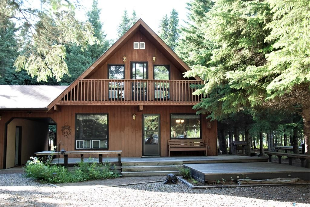 Main Photo: 218 R.A.C. Road, Evergreen Acres, Turtle Lake in Evergreen Acres: Residential for sale : MLS®# SK862595