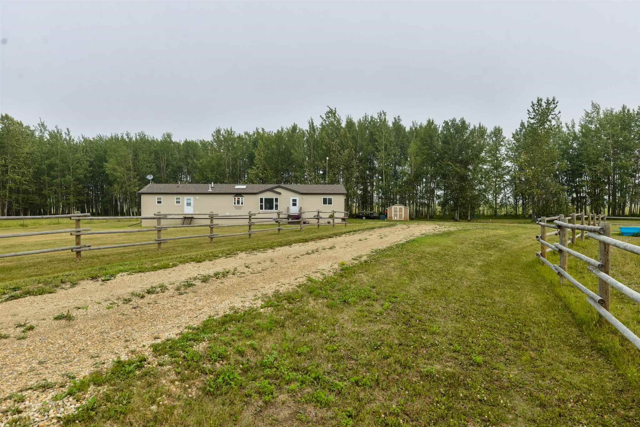Main Photo: 7404 TWP RD 514: Rural Parkland County House for sale : MLS®# E4255454