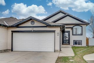 Main Photo: 77 Canoe Close SW: Airdrie Semi Detached for sale : MLS®# A1105331