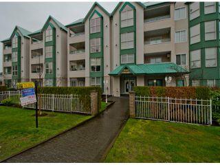 "Photo 1: 404 10128 132ND Street in Surrey: Cedar Hills Condo for sale in ""MELROSE GARDENS"" (North Surrey)  : MLS®# F1304973"
