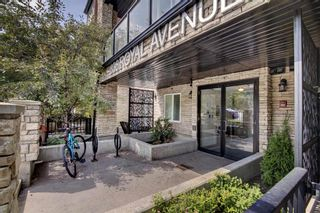 Main Photo: 110 836 Royal Avenue SW in Calgary: Lower Mount Royal Apartment for sale : MLS®# A1131697