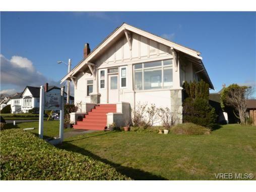 Main Photo: 1250 Dallas Rd in VICTORIA: Vi Fairfield West Quadruplex for sale (Victoria)  : MLS®# 683133