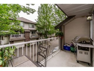 Photo 16: 61 2450 LOBB Avenue in Port Coquitlam: Mary Hill Townhouse for sale : MLS®# R2072042