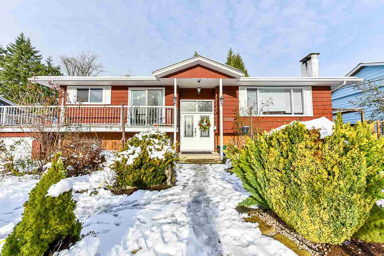 Main Photo: 21759 117 Avenue in Maple Ridge: West Central House for sale : MLS®# R2525084
