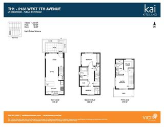 Photo 39: 2133 W 7TH AVENUE in Vancouver: Kitsilano Townhouse for sale (Vancouver West)  : MLS®# R2613905