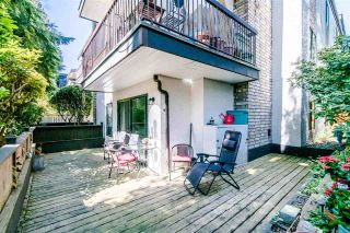 Photo 1: 110 1515 E.5th in Vancouver: Grandview VE Condo for sale (Vancouver East)  : MLS®# R2362848