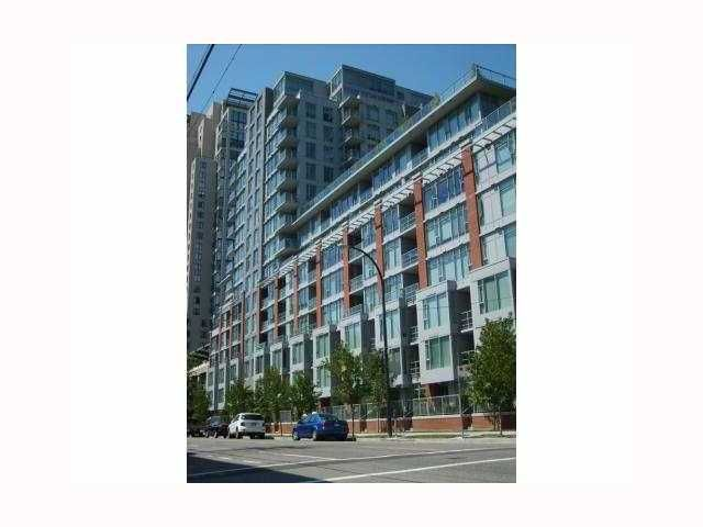 Main Photo: 504 1133 HOMER Street in Vancouver: Downtown VW Condo for sale (Vancouver West)  : MLS®# V814881