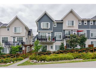"Photo 2: 16 19938 70 Avenue in Langley: Willoughby Heights Townhouse for sale in ""CREST"" : MLS®# R2493488"