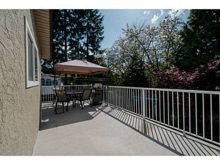 Photo 9: 3555 MURCHIE PL in Port Coquitlam: Woodland Acres PQ House for sale : MLS®# V1061114