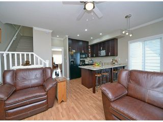 """Photo 8: 121 33751 7TH Avenue in Mission: Mission BC Townhouse for sale in """"Heritage Park Place"""" : MLS®# F1418910"""