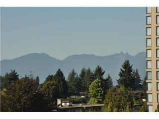 """Photo 2: 702 7225 ACORN Avenue in Burnaby: Highgate Condo for sale in """"AXIS"""" (Burnaby South)  : MLS®# V1087439"""