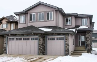 Main Photo: 3153 cameron heights Way NW in Edmonton: Zone 20 House for sale : MLS®# E4243241