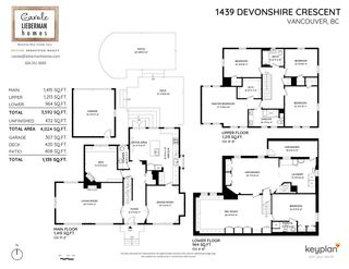 Photo 27: 1439 DEVONSHIRE Crescent in Vancouver: Shaughnessy House for sale (Vancouver West)  : MLS®# R2504843