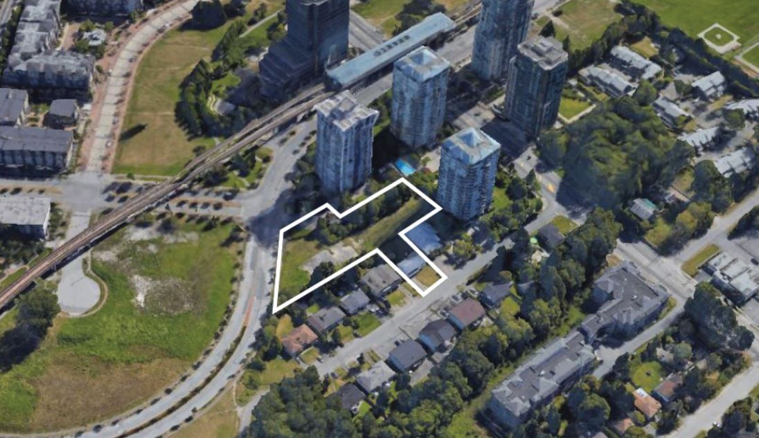Main Photo: 10925 University Drive in Surrey: Whalley Land Commercial for sale (North Surrey)